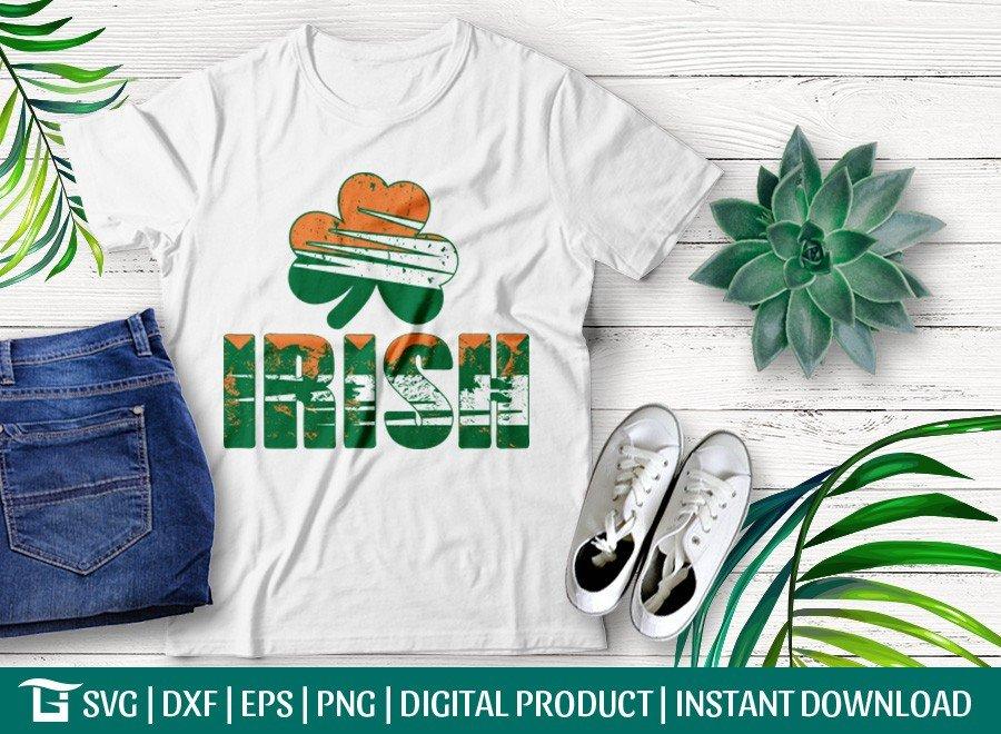 Irish SVG | St Patrick's Day SVG
