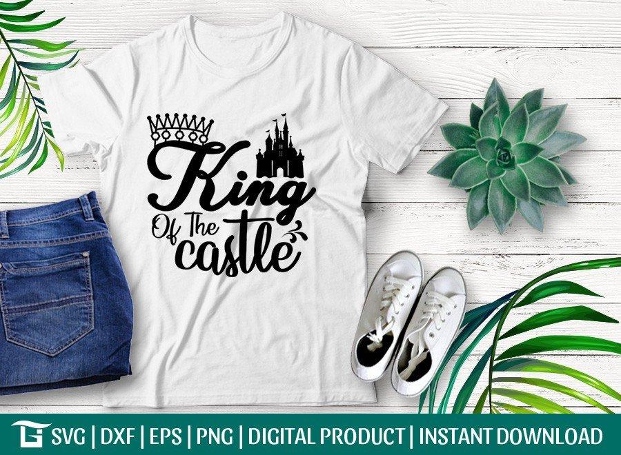 King Of The Castle SVG   Summer SVG
