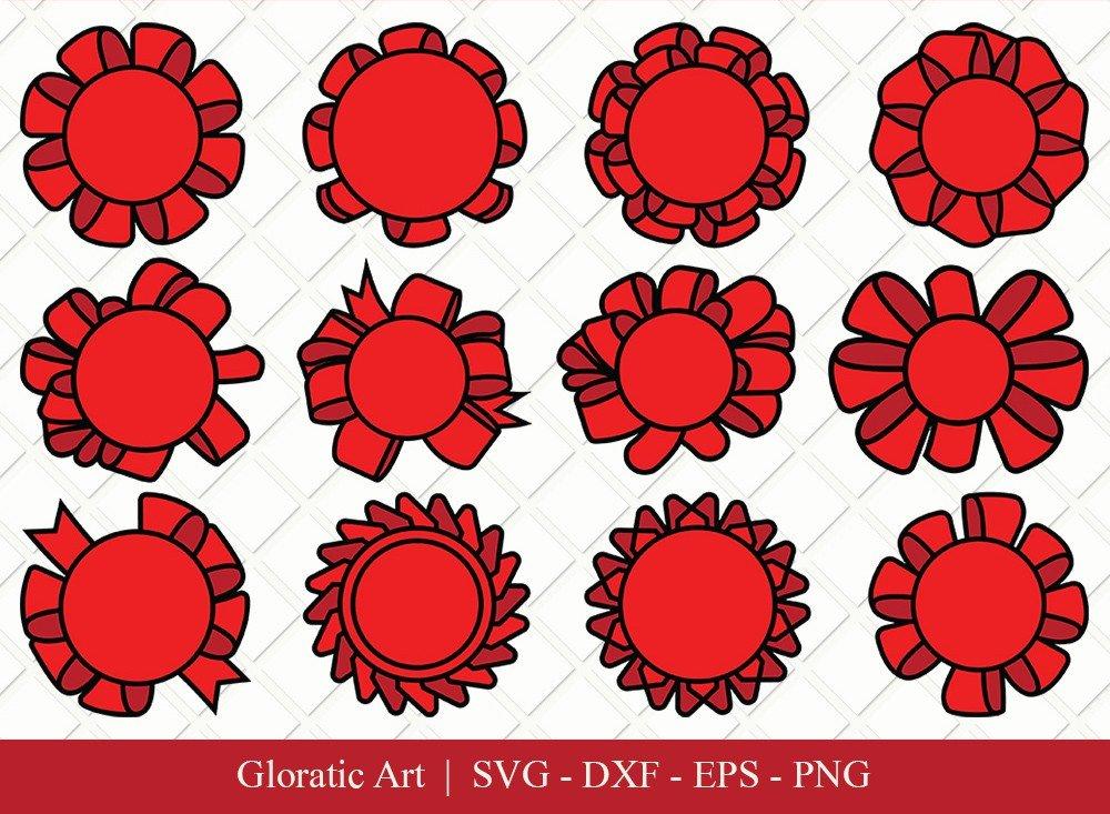 Award Ribbon Clipart SVG Cut Files | Badge Ribbon Svg
