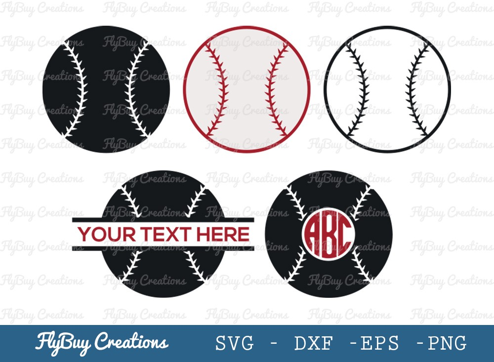 Base Ball SVG Cut File   Sports Ball Svg