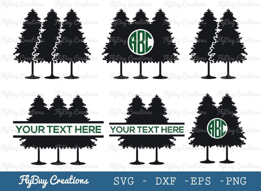 Christmas Tree SVG Cut File | Christmas Svg