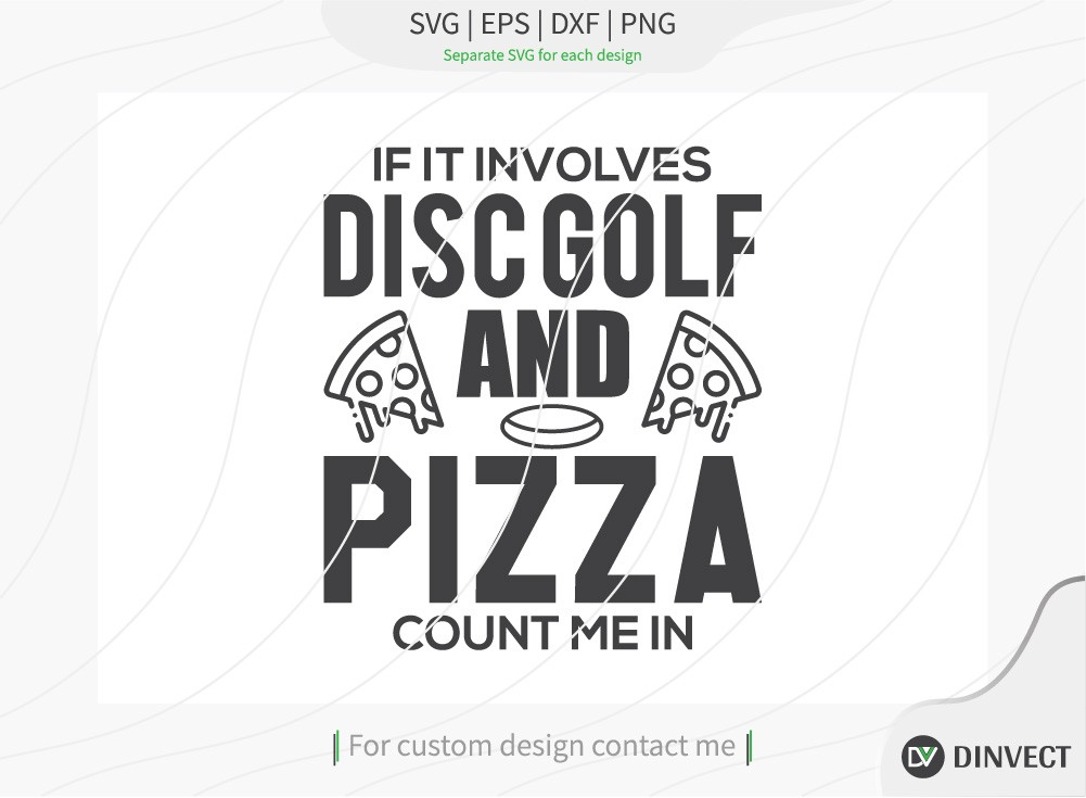 If it involves disc golf and Pizza count me in SVG