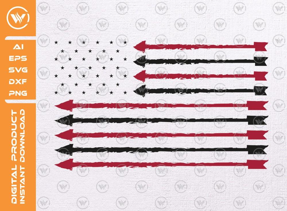 USA Flag SVG | Usa Flag levels SVG | Usa Flag icon