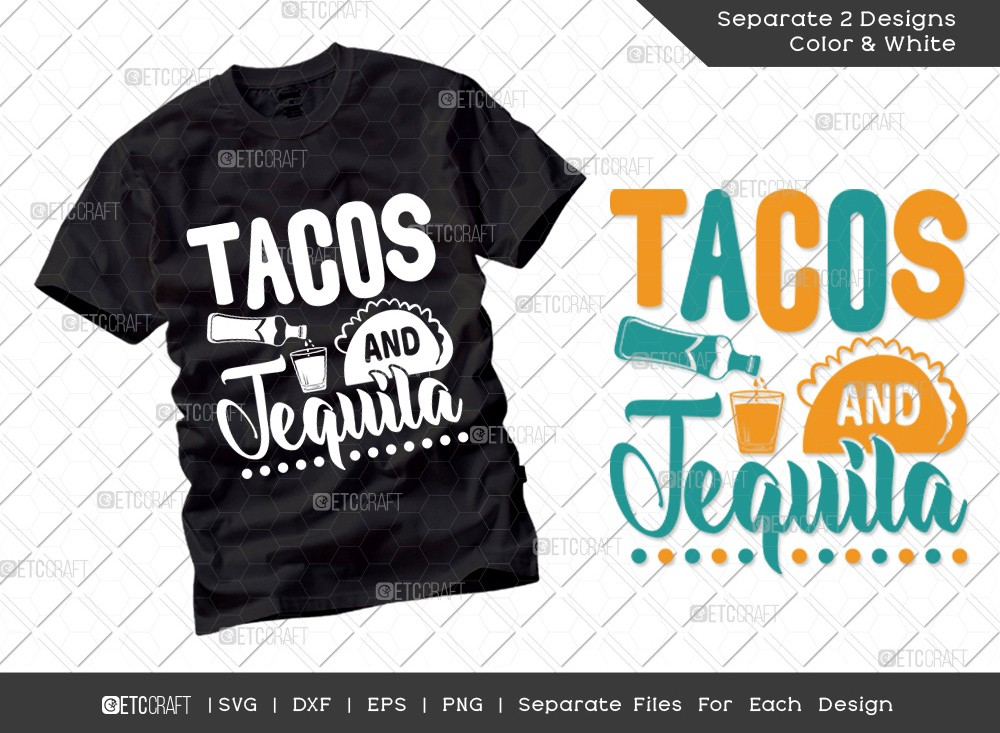 Taco Squad SVG Png Cricut Silhouette Mexican Food svg Cinco De Mayo SVG Eps Taco svg Drinking svg Tequila SVG Margarita svg Dxf