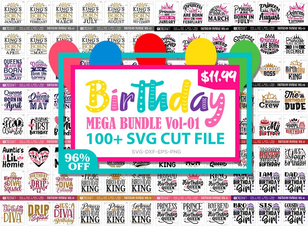 Birthday Mega Bundle Vol-01   Birthday Quotes
