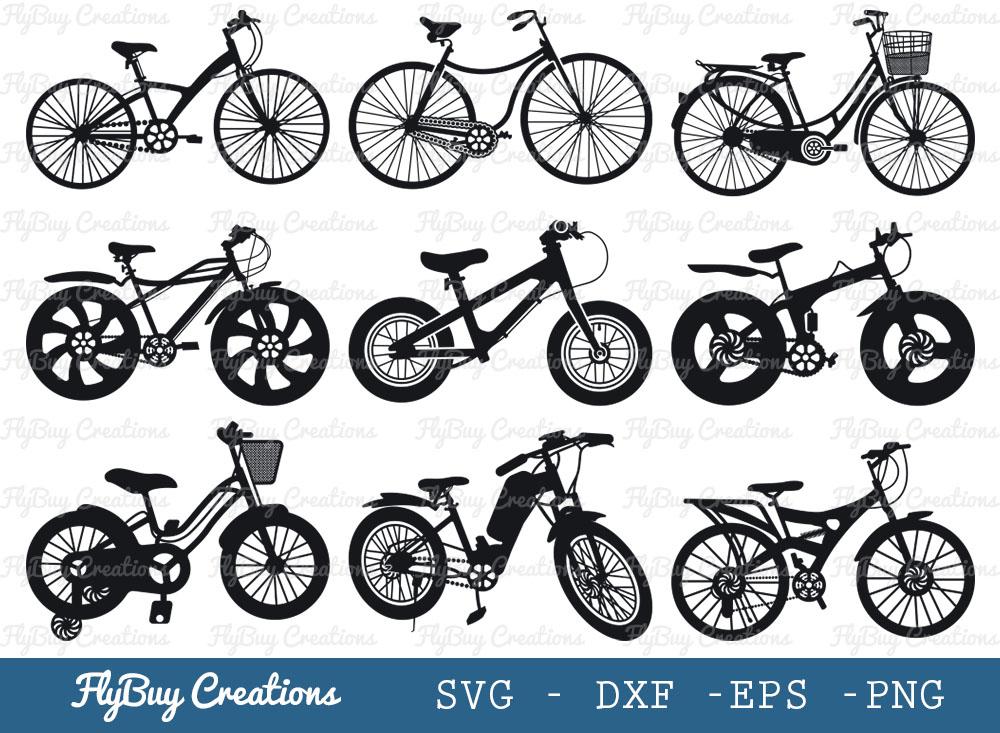 Cycle SVG Bundles | Bicycle SVG | Cycling SVG
