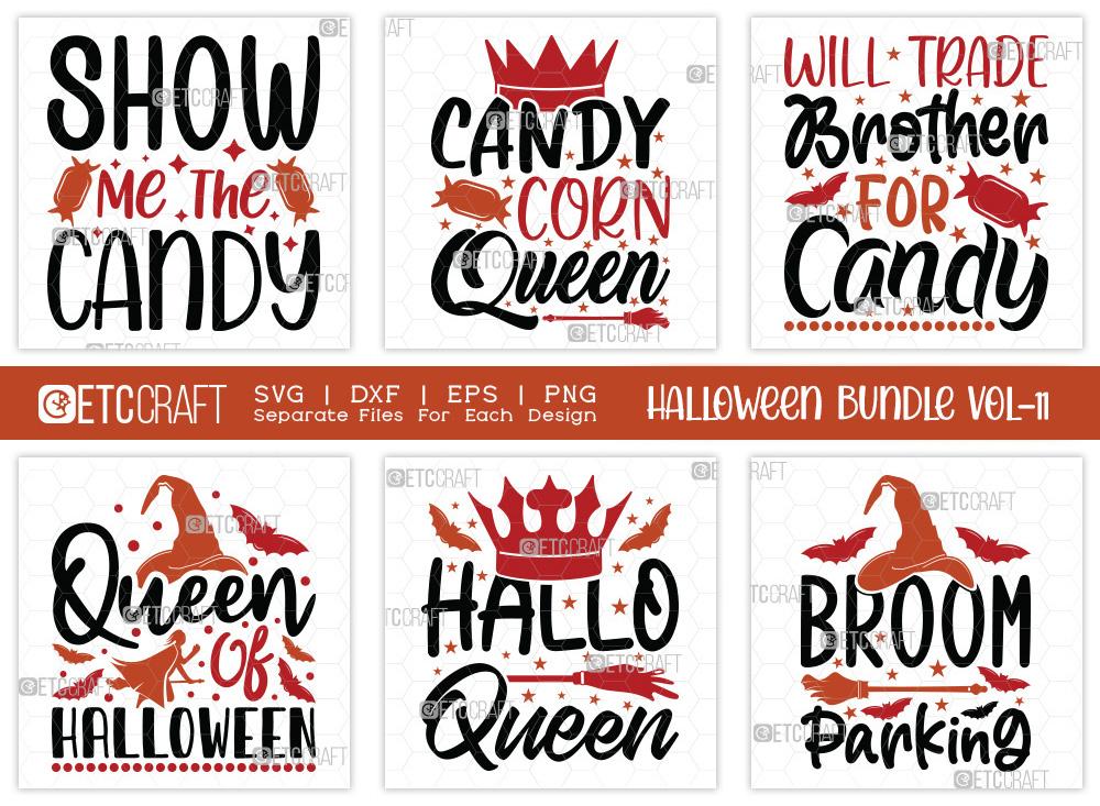 Halloween Bundle Vol-11 | Halloween SVG