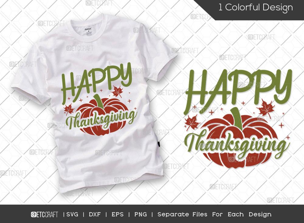 Happy Thanksgiving SVG | Thanksgiving SVG